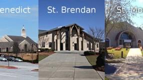Serving 3 Parishes